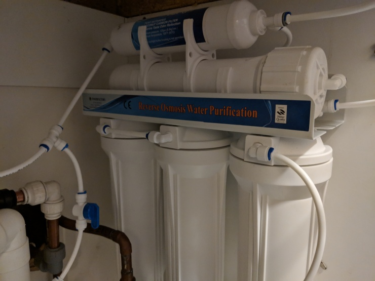 Reverse Osmosis Finerfilters