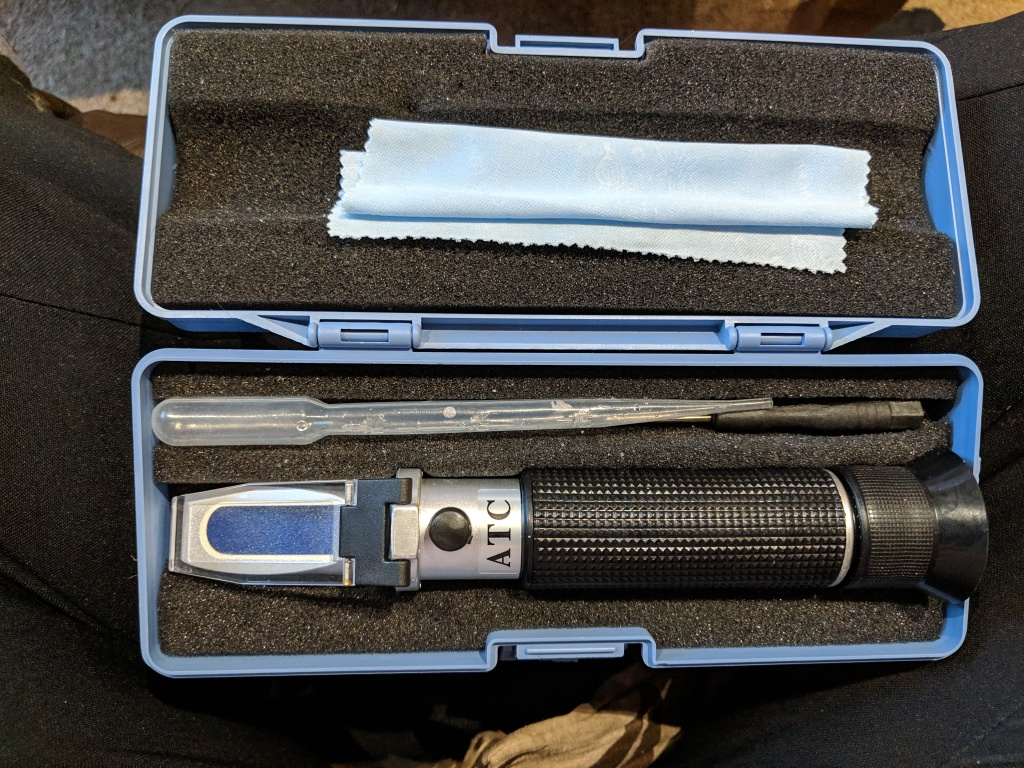 ATC Portable Refractometer
