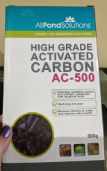 All Pond Solutions High Grade Activated Carbon AC-500
